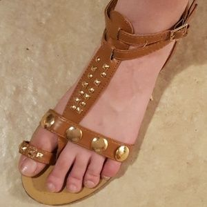 Shoes - Strappy sandals size 9